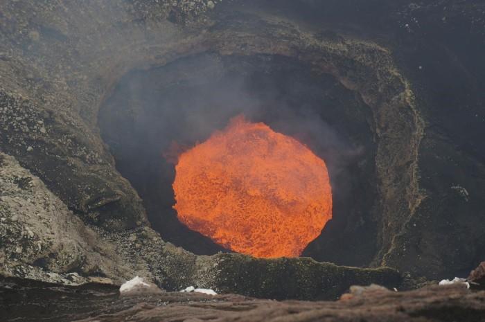 Ambrym Volcano