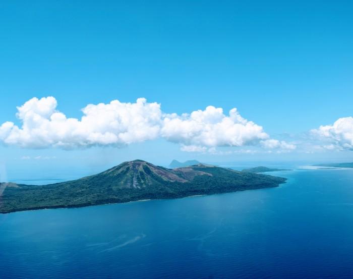 Nguna Island (Volcano)